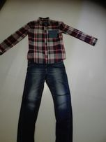 Koszula chłopięca 140 cm Reserved