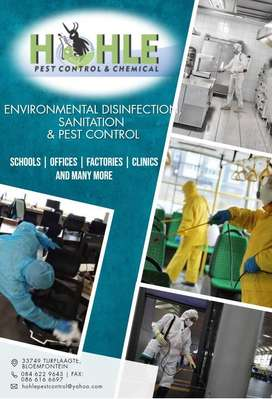 Hohle Pest Control & Chemicals.