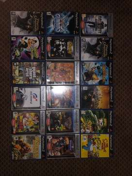 14 Play Station 2 games! R35