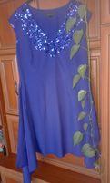 Śliczna weselna suknia