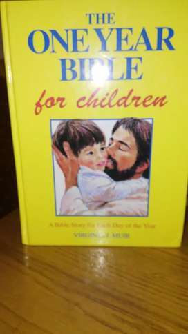 Children's page-a-day Bible