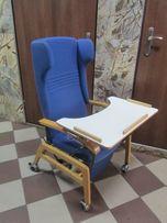 Fotel Krzesło Do Karmienia Dla Osoby Niepełnosprawej Regulowane !!