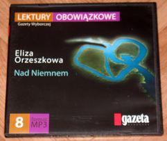 Sprzedam audiobook MP3 Eliza Orzeszkowa Nad Niemnem stan idealny