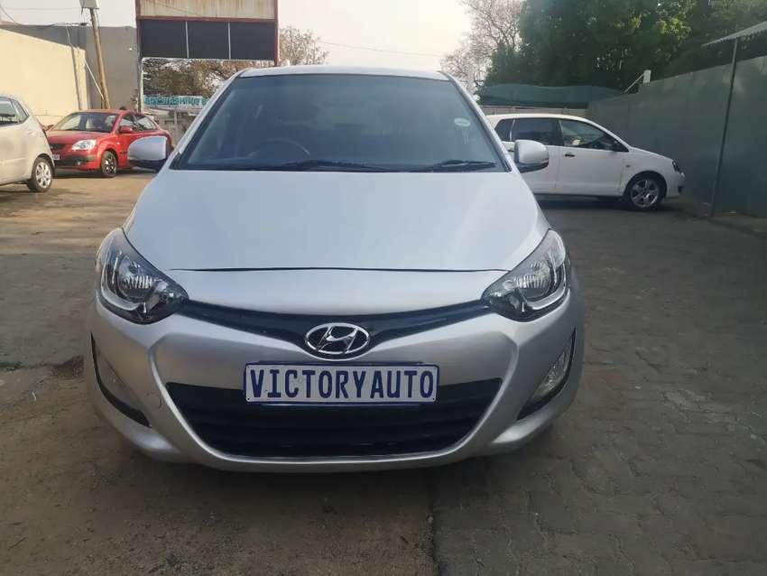 2013 Hyundai 1.4 Hatchback ( Automatic) cars for sale in South Africa 0