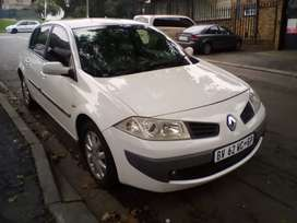2008 Renault Megane, 159,000km, manual, engine 1.6