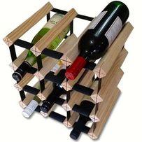 Полки стеллажи для вина (винные полки) на 12 бутылок