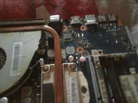 laptop  motherboard and cpu