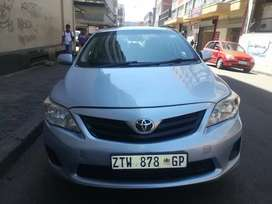 TOYOTA COROLLA PROFESSIONAL FOR SALE AT VERY GOOD PRICE