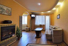 Квартира в центре на Гагарина 5 с джакузи