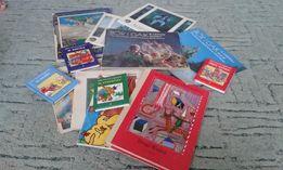 MEGA PAKA książeczki z bajkami dla dzieci