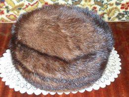 ПРОДАМ шапку женскую норковую