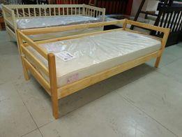 Кровать Ярик дерево Ольха