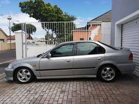 1999 Honda Ballade b16a vtec in excellent condition