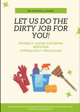 Sparkly Clean Cleaning Services