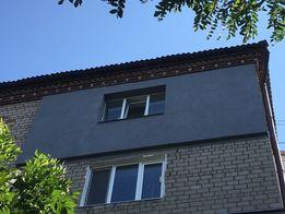 Утепление фасадов ремонт швов. Высотные работы