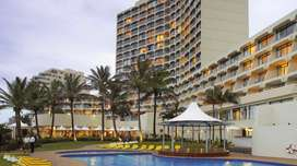 Umhlanga Sands 14 March 2020 - 21 March 2020 - price for the week.
