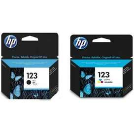 Ink cartridges refilling services offered