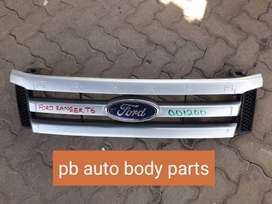 Ford Ranger T6 Grill