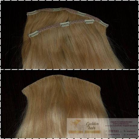 Трессы. Натуральные волосы на заколках. Продажа. Индивидуально Харьков - изображение 3