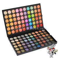 палитра теней для макияжа 120 цветов №3 палетка тени Профессиональные