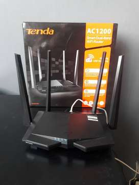 Tenda AC 1200 Smart Dual Band wifi router