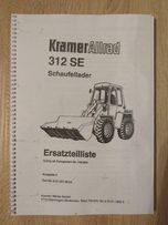 Katalog części Kramer 312