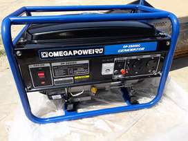 2800DC Omega Easy Pull Start Generator for R3600 new with a warranty