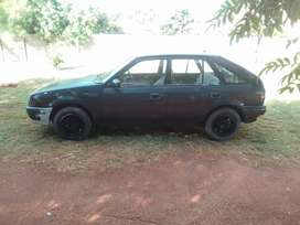 Mazda 323 Engine & Gearbox For Sale