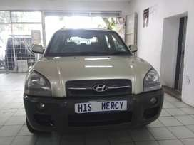 2005 HYUNDAI TUCSON 2.0 MANUAL