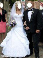 Przepiękna suknia Venus Bridal rozm. 36-38 Okazja!!!