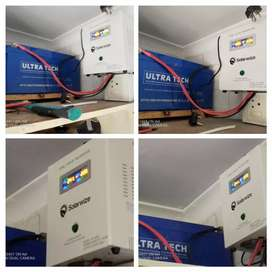 electrical services and solar systems