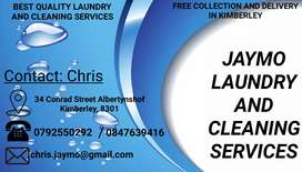 Laundry Services available in Kimberley