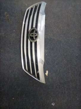 Toyota hilux main grill for sale