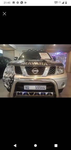 2011 NISSAN NAVARA 2.5DCI MANUAL IN EXCELLENT CONDITIONS