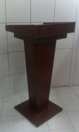 At Cost Solid Wood Pulpits/ Lecterns