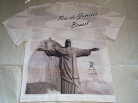 Christ The Redeemer Brazil Shirt