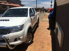 2014 Toyota Hilux D4D 3.0 For Sale.