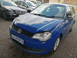 2012 Volkswagen Polo Vivo 1,4 engine capacity