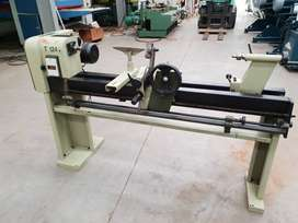 Mini Max T124 Manual Lathe With Copy Attachment