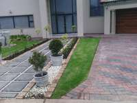 Image of Paving at its best /driveways & parking areas.