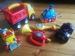 Zabawki autka Hulk marvel jeep nooby