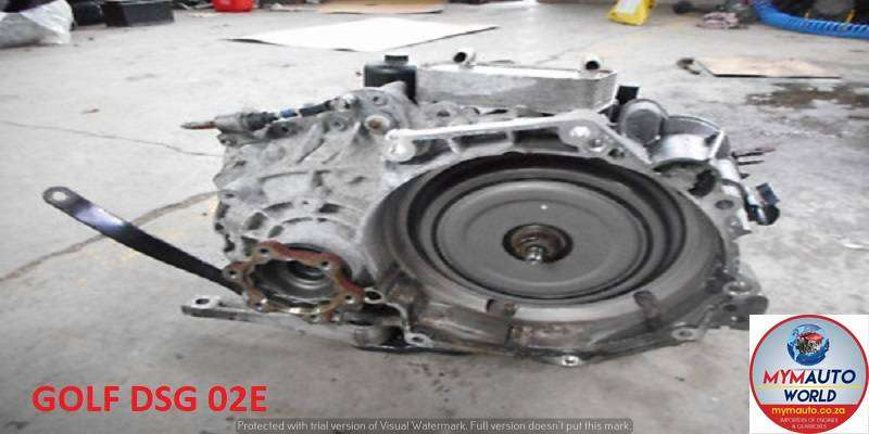 IMPORTED USED VW GOLF 5 DSG 02E 325 201 C/D 6 SPEED TRIPTRONIC GEARBOX 0