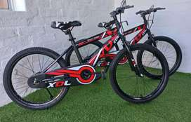 Childrens bicycles