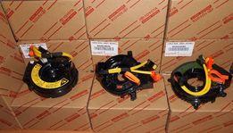 Шлейф руля, модуль подушки безопасности, Toyota Camry, RAV4, Corolla