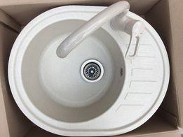 Гранитная Кухонная Мойка модель 6250, ВСЕ Цвета