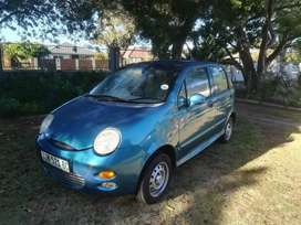 Car with aircon and power steering, licence in very good condition