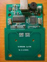 Картридер RFID SL500USB без корпуса (считыватель)
