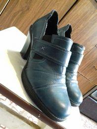 Туфли 40р кожа