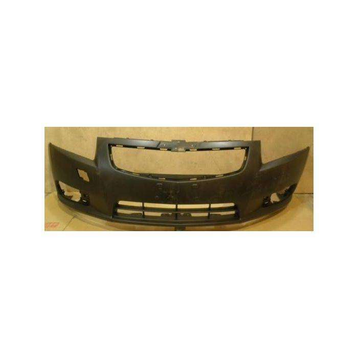 Cruze Front Bumper with Fog Lamp Hole, with Tow Hook Hole 2009 -2012