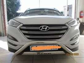 Hyundai Tucson 2.0 automatic 2016 for SELL